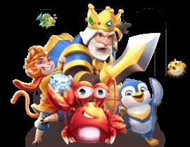 Slot Game Illustration