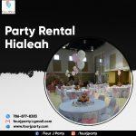 Party Rental Hialeah