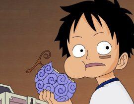One Piece Buah Iblis Luffy Terkuak, Jenis Paramecia Spesial kah?