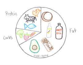 Mindmap of a Ketogenic Diet