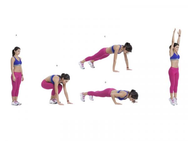 workout for beginners at home female