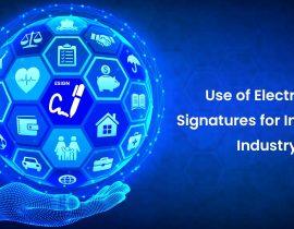 Electronic Signature Online on PDF Wesignature