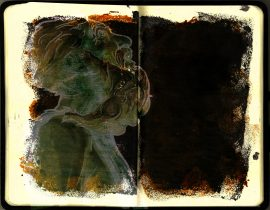 diptychs of distress // duo-ptych 28