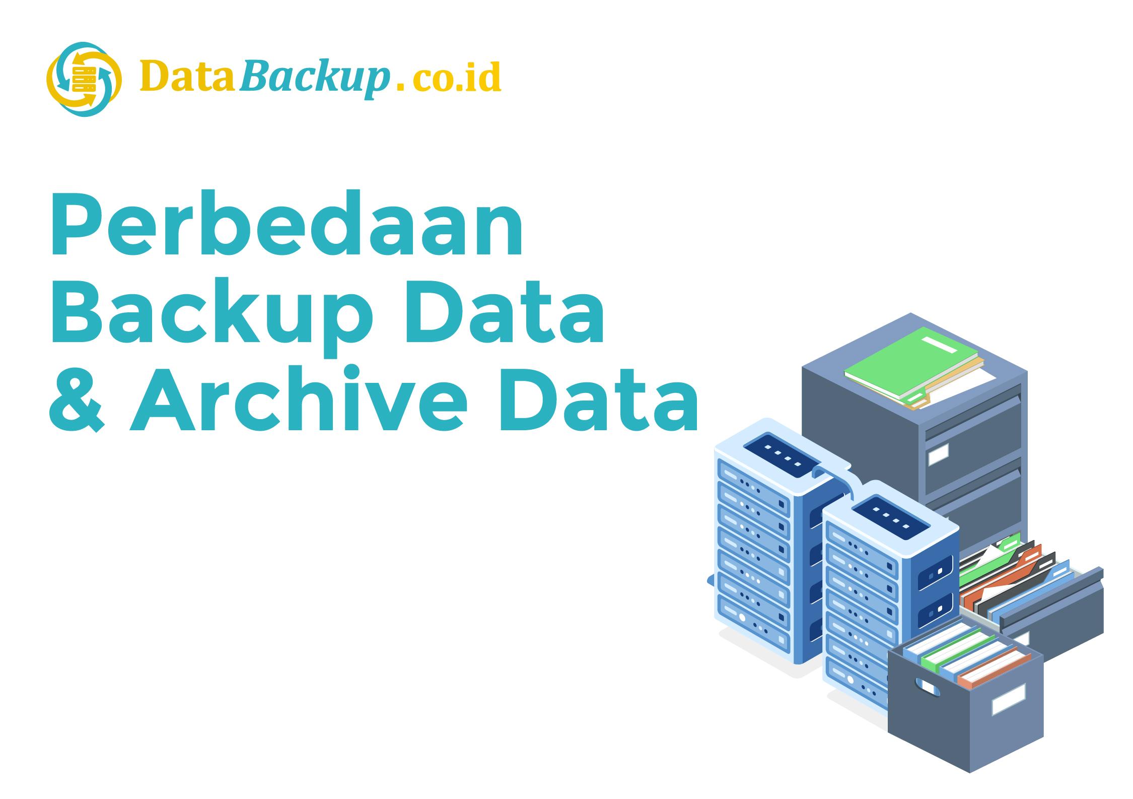 Backup dan Archive