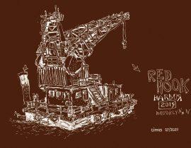 Red Hook harbor | 07.15.2021