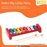 Retro My Little Pony
