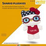 Sanrio Plushies