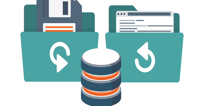 Aplikasi Backup Data