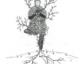 'Be the Tree'