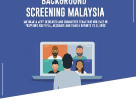 Background Screening Malaysia