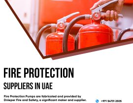 Fire Protection Suppliers in UAE