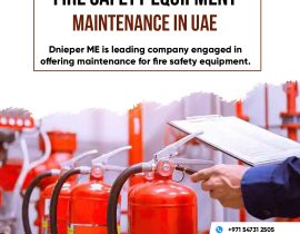 Fire Safety Equipment Suppliers UAE