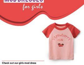 Mod Dresses For Girls