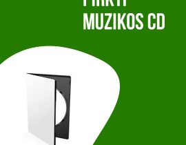 Pirkti Muzikos CD