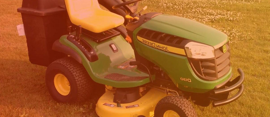 WHAT IS THE BEST CHOICE FOR US MOWER OR A TRACTOR?