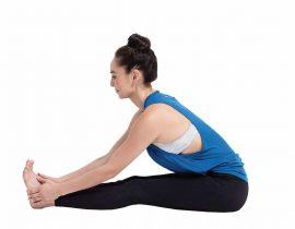 Yoga tips: Seated Forward Bend (Paschimottanasana)