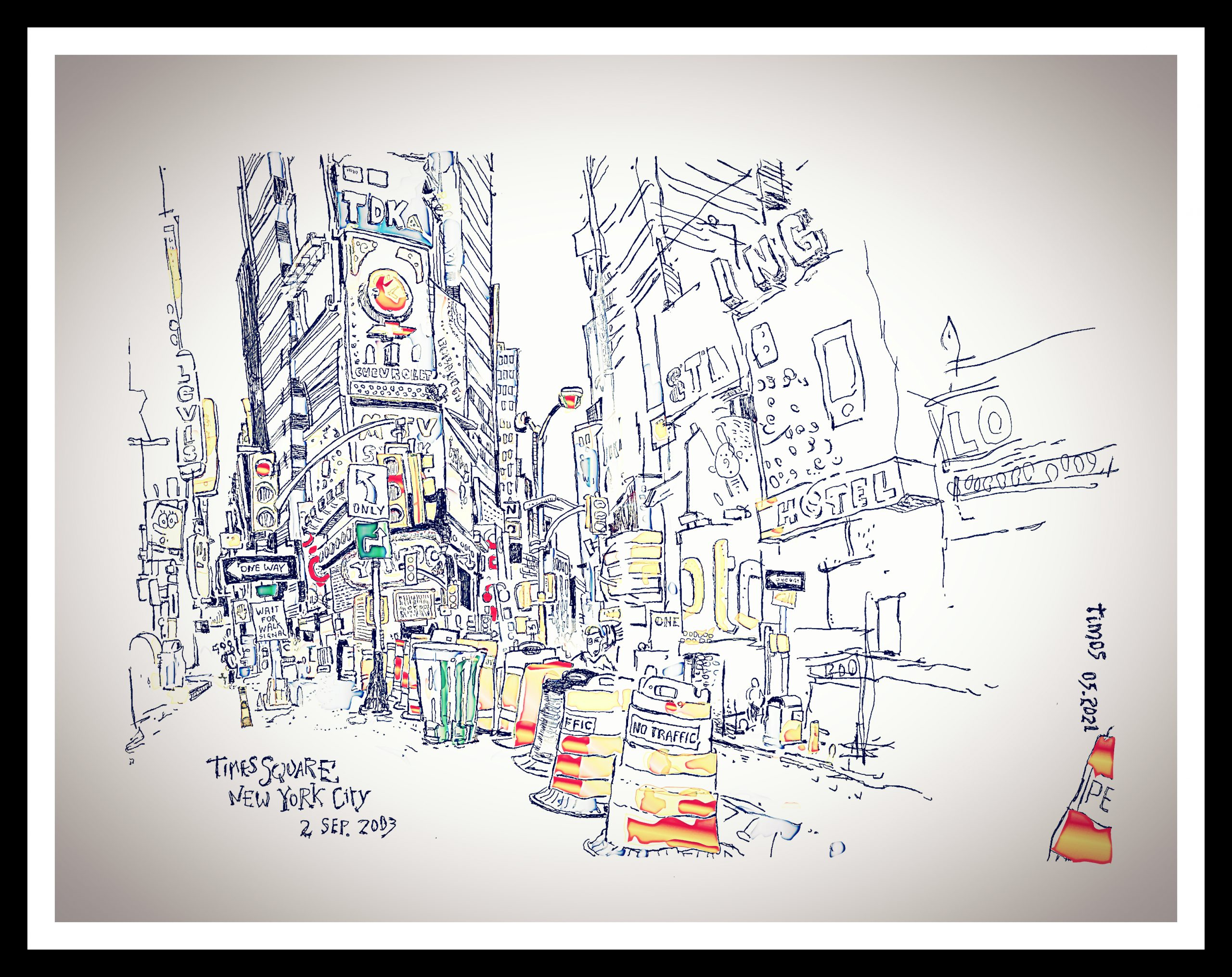 Times Square | 09.15.2021