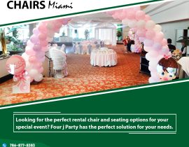 Rental Resign Chairs Miami
