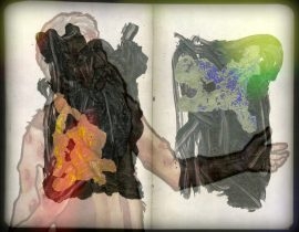 unconquerable will // duo-ptych 35