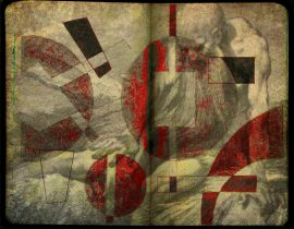 unconquerable will // duo-ptych 43