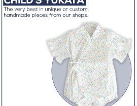 Child's Yukata