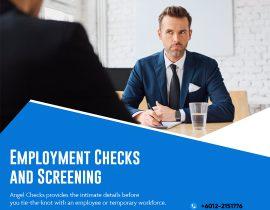 Employment Checks and Screening