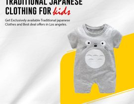 Traditional Japanese Clothing For kids