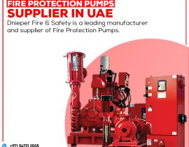 Fire Protection Pumps Supplier In UAE
